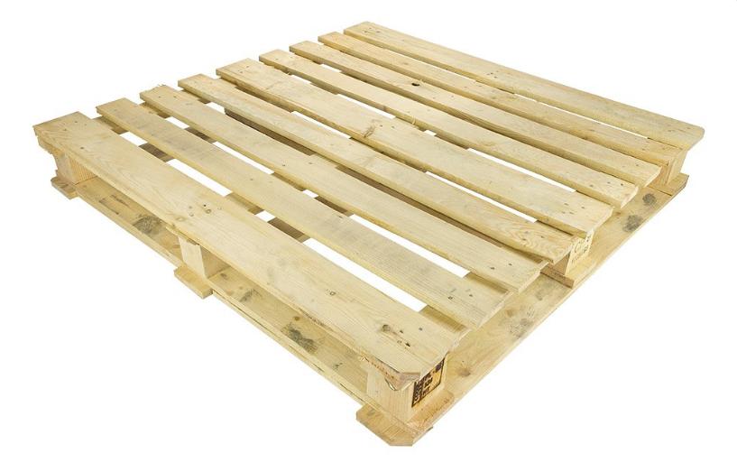 Paleta jednorazowa drewniana