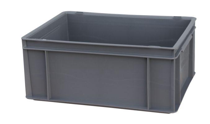 Pojemnik euronorm z pokrywą lub bez